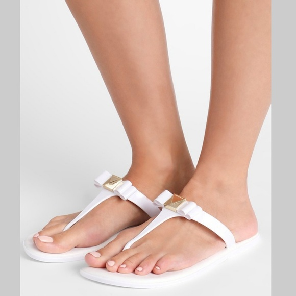 8b9475d28d28 Michael Kors Caroline Jelly Sandal Size 6. M 5be66c8434a4ef865265873b.  Other Shoes ...